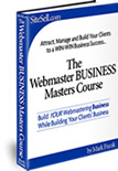 The Webmaster Business Masters Course