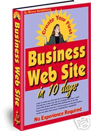 Learn How to Make a Website in 10 Days - Resell Rights