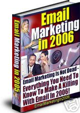 Email Marketing In 2006