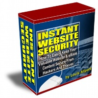 Instant Web Security