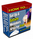 How to Set Up a Secure Members Area