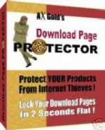 Download Protector - Protect illegal Downloads