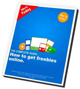 How to get Freebies online
