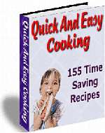 Quick and Easy Cooking Recipes