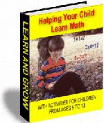 Helping Your Child Learn Math