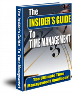 The Insider's Guide to Time Management